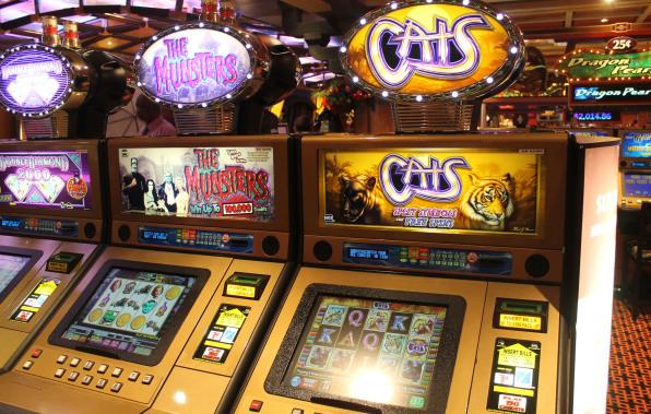 Slots machine online