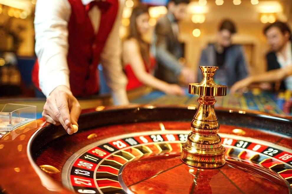 different casino